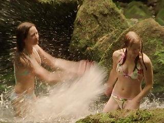 Emily blunt bikini - Emily blunt and nathalie press - my summer of love 03