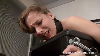 A perfect slavegirl
