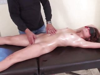 Bondage tickle elmo Tickling orgasm in bondage