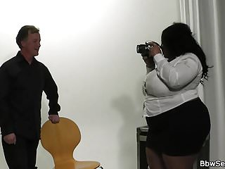 Fishnets busty - He caught cheating with busty ebony in fishnets