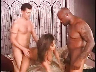Hardcore fmm porn - British busty alexis silver gets fucked in a fmm threesome