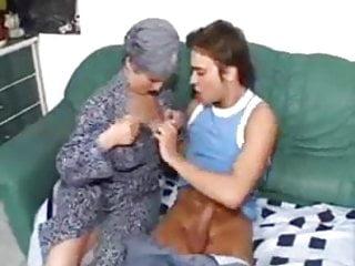 Slutload granny fucks grandson Granny fucks grandson