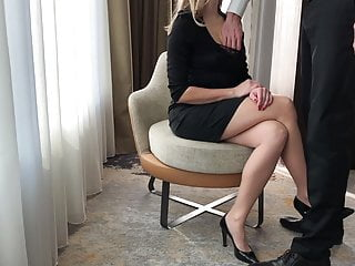 Milf rider and hunter Fabulous milf cock rider