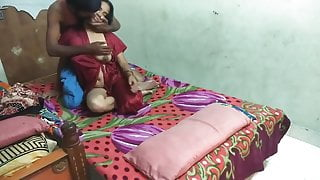 Hot and sexy desi village girl fucked by neighbour