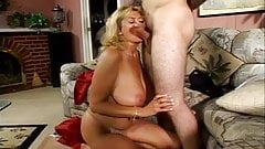 Young guy ceduced by MILF