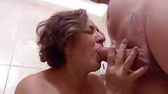 Granny enjoy it