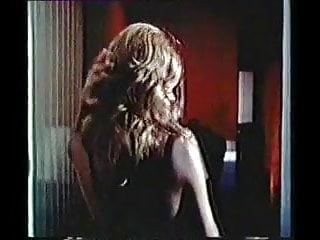 Vintage bra - Britt ekland black bra panties. topless