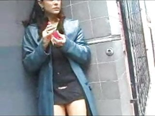 Cd dick brave - Brave girl play with her anus on the street
