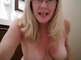 Piss play kacey Blond mature piss play