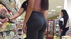 Teen Voyeur - Tight Bodied Latina Teen