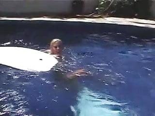 Krystal furry sex Krystal steal, sydnee steele - pool party sex.