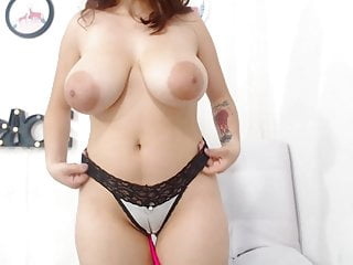 Fuck big areola Latin cam-slut big areola