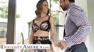 Naughty America - Cherie DeVille for delivery at Johnny's fr