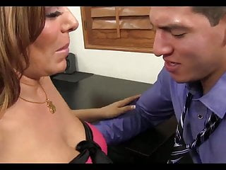 Latins videos Awesome latin milf office fuck