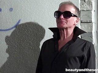 Sexy senior porn Senior citizen fucks up his first porn