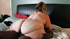 Juicy BBW wants that bbc to release teaser 3