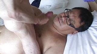 japanese Old Man 573