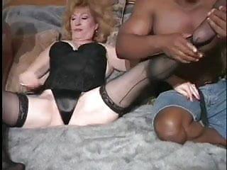 Tri breasts Hot granny wife tries a bbc cuckold
