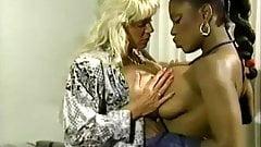 Beverlee and Ebony