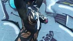 Venom sexy girl
