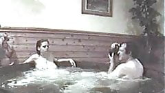 Co-Ed hot tub date Pt 1