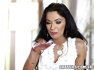 Horney milfs take big dick Brazzers - hot milf shalina devine takes some big dick