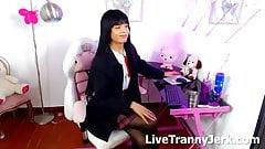 sabrinamoon shemale webcam