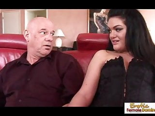 Sex and bald guys - Bald guy cant stop humping this horny slut