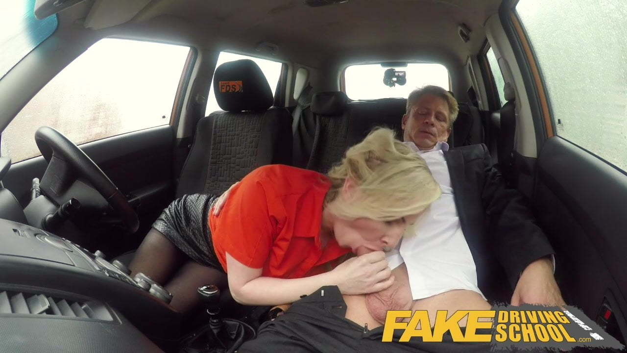 Female Fake Taxi Girl Girl