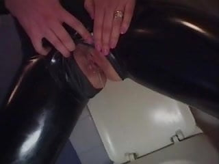 Fem dom fucking male Rachel, vikki and georgette fem-dom