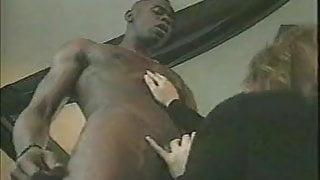 Ashlyn Sucks A Big Black Dick