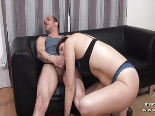 Dp fist her - Dirty french redhead hard fisted dp anlyzed with cum 2 mouth