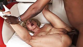 grandma's first bbc interracial sex