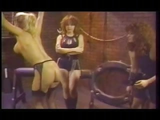 Retro group lesbians Retro lesbian group spanking