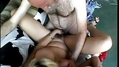 Granny Anastasia Loves An Assfucking