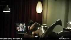Champagne Nuttanun & Sara Malakul Lane nude & BDSM scenes