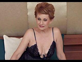 Ultra pornostar Granny want be a pornostar