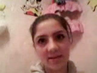 Busty m om Arab girl mastrubation om webcam for her boy friend