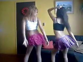 Sexy nylon chicas Chicas sexys bailando tikitaka dancing shake booty