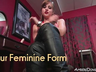 Feminine transgender Your feminine form