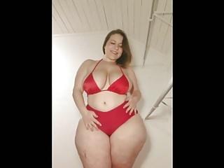 Dnika romero red bikini pics Mal malloy - red bikini fantastic pawg