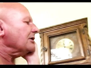 Gay grandpa movies Grandpa fuck his young girlfriend creampie part ii