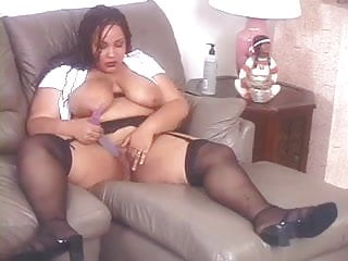 Black cum meat - Bbw loves the dark meat