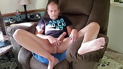 I like it when you watch me Cum- 6