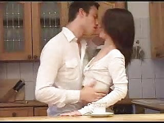 Creampie in sex terms - Teen sex and creampie in the kitchen..rdl