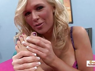 Free dylan riley porn - Blonde girl has first foot fetish scene