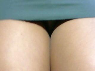 Crossdressing lingerie - Crossdresser pantyhose upskirt 112