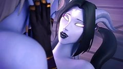 Draenei Strap-on