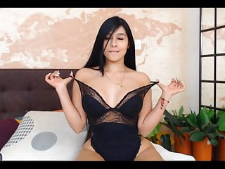 Girls has tasty pussy - Chick fucking her tasty pussy with colorful dildo