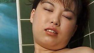 Nao Hazuki and gal use sex toys